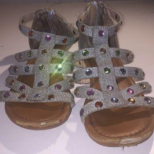 Other - Stevie's Little Girl Gem Sandals
